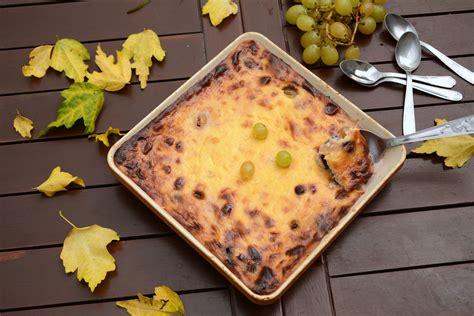 g 226 teau au raisin frais et fromage blanc au fil du thym