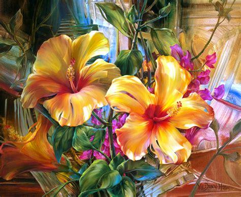cuadros modernos pinturas y dibujos pinturas de flores modernas vie dunn harr eeuu