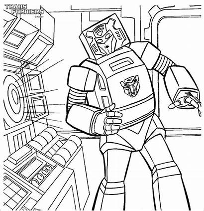 Coloring Transformers