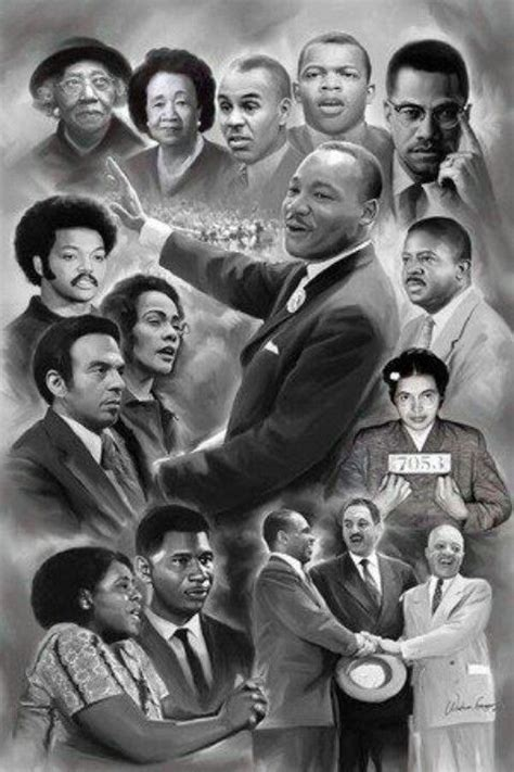 leaders   civil rights movementmartin luther king