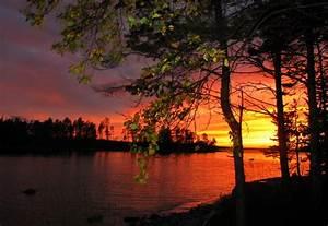 Autumn Sunsets Wallpaper Backgrounds - WallpaperSafari