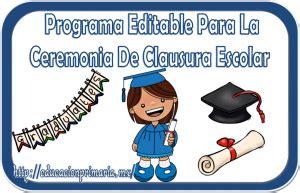 diplomas promocion 6to grado