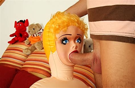 bald dude fucking his blow up doll and then his beloved xxx dessert