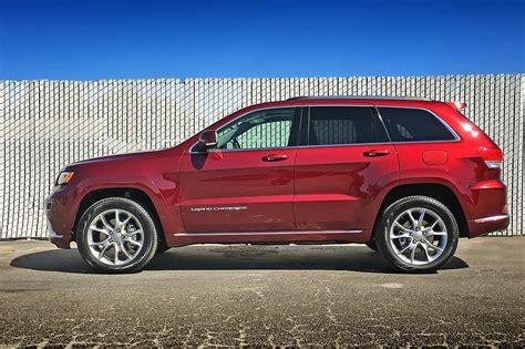 2016 Jeep Grand Cherokee Summit Ecodiesel One Week Road