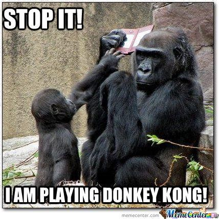 Donkey Kong Memes - 35 most funniest donkey meme pictures and photos