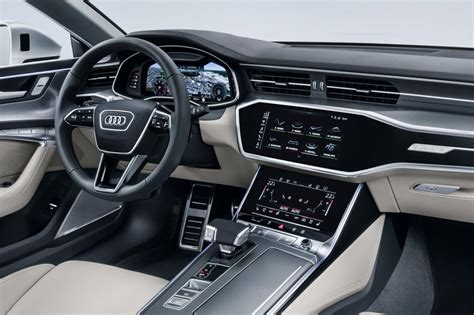 audi  sportback revealed pictures auto express