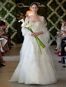Oscar de la renta wedding dresses 2015 modwedding for De la renta wedding dresses
