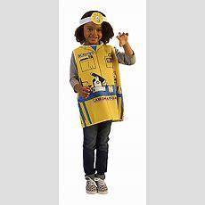 Dexter Toys Scientist Occupations Costume Set, 2 Pieces