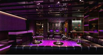 Nightclub Night Lobby Exterior Karaoke Wallpapersafari Moderner