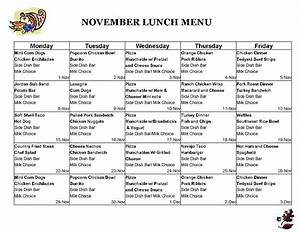 5 best images of printable lunch menus pick your lunch With free school lunch menu templates