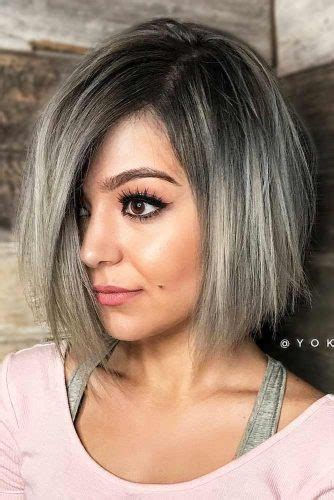 Tousle your hair and get that messy aspect. 33 Short Grey Hair Cuts and Styles | LoveHairStyles.com
