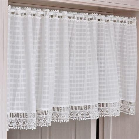 Masterbrand Cabinets Talladega Al Number by White Eyelet Kitchen Curtains 28 Images White Eyelet
