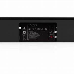 Vizio Sound Bar Hook Up Instructions