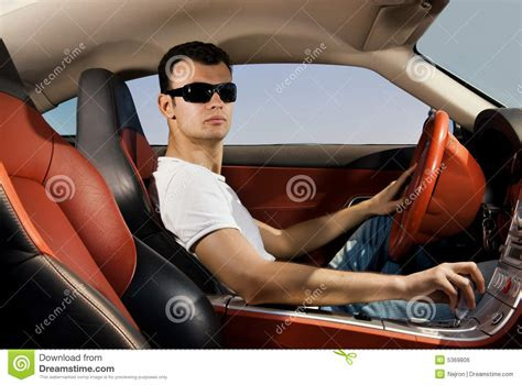driving sports car driving modern sport car stock photo image 5369806
