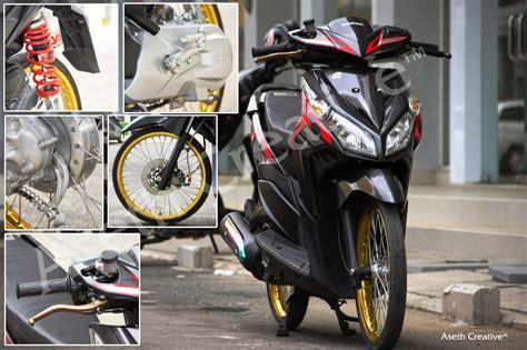 Modifikasi Mio J by Modifikasi Mio J Versi Thailand Thecitycyclist