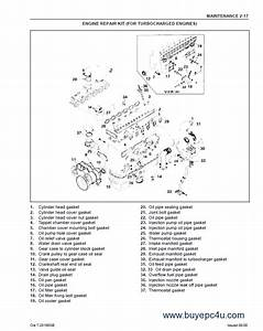 Isuzu Engines 4bg1t And 6bg1t Service Manual Pdf