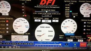 Accel Gen 7 Dfi Throttle Tip In Lean Condition Found Two
