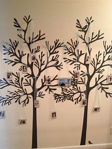 Family tree wall decals from ikea home goods for Ikea wall decals