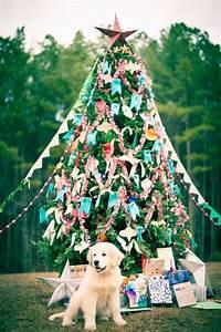 25, Amazing, Outdoor, Christmas, Tree, Decorations, Ideas