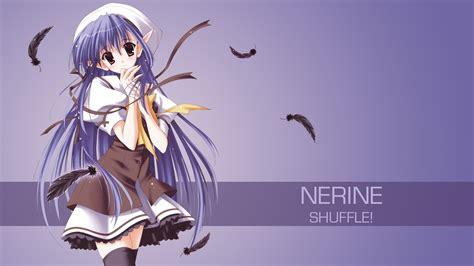 3840x2160 Px Anime Girls Nerine Shuffle! High Quality