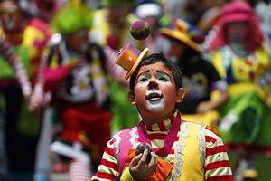 Mexico Clown Convention Photos  Latin American Clowns Distance Themselves From Drug Cartel