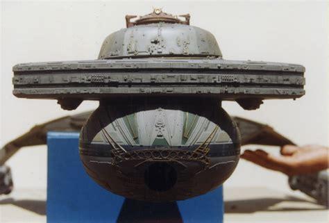 Klingon Battle Cruiser Model
