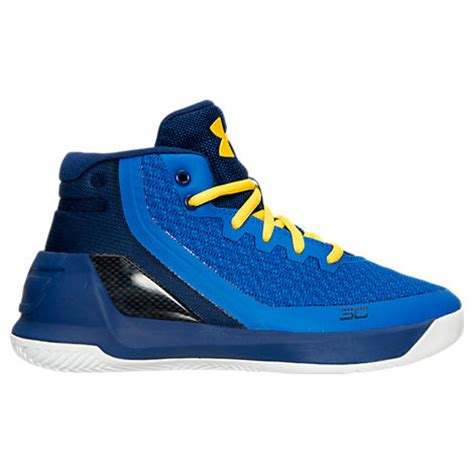 boys preschool armour curry 3 basketball shoes 165 | 1276275 400?$Main$