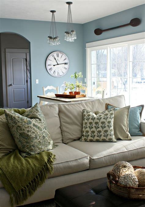 Colour Living Room Ideas by 25 Comfy Farmhouse Living Room Design Ideas Feed Inspiration