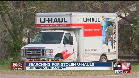 stolen  haul trucks   december
