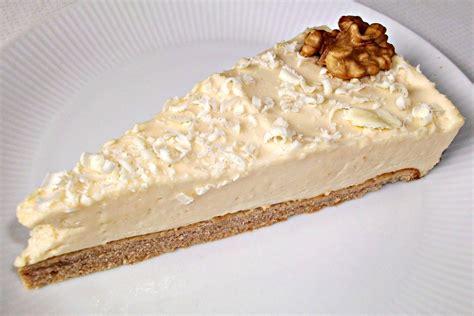 nuss karamell torte nach rezept von konditormeister