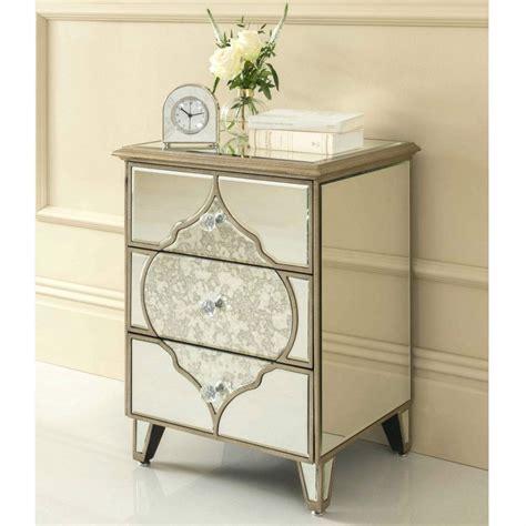 target bedside tables decorate living room with mirrored accent table 13445   Nice Mirrored Accent Table Ideas