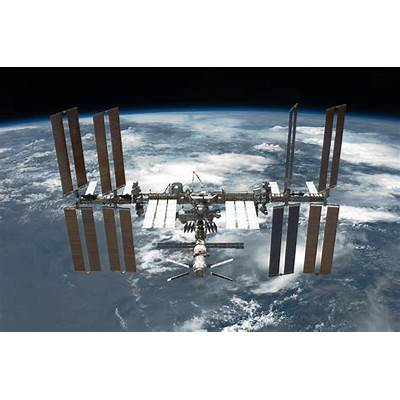For 3 Hours This Morning NASA Lost Communications With the International Space Station - The