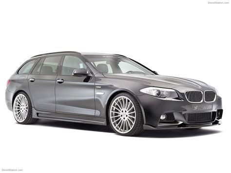 Bmw 5 Series Touring Picture by Hamann Bmw 5 Series Touring F11 2011 Car Image 04