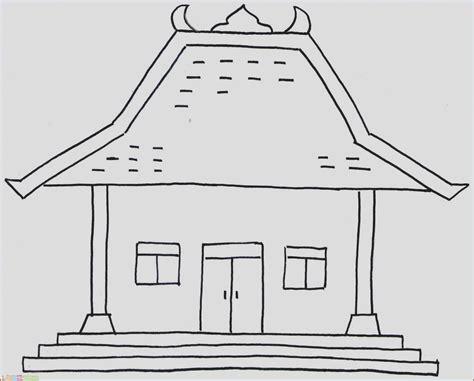 Rumah Adat Jawa Barat Animasi