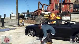 GTA 5 Gameplay Trailer - YouTube