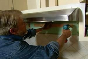 Broan Kitchen Exhaust Fans Installation