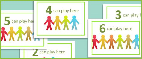 generic  play  signs  early years primary