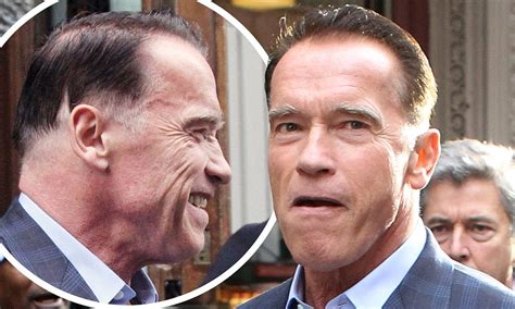 Arnold Schwarzenegger reinvents himself with thuggish new ...