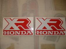 honda xl 250 decals ebay