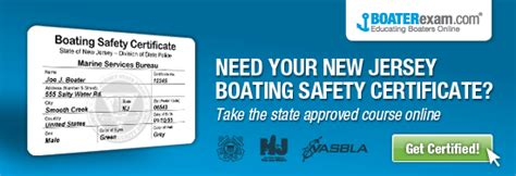 Boat Donation Illinois by New Jersey Boat Registration Licenses Forms Insurance