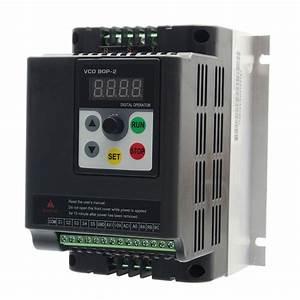 1 5kw 380v 3 Phase Vfd Variable Frequency Inverter Motor