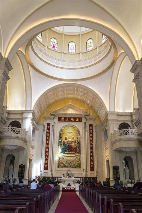 catholic church  china stock image image  traditional