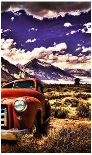 HDR Vintage Truck Wallpapers HD / Desktop and Mobile ...