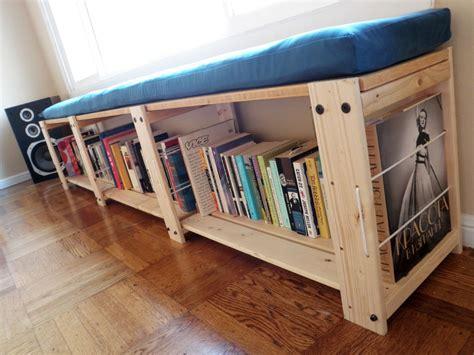 Bookcase Seat by Top 10 Most Popular Ikea Hacks Lifehacker Australia