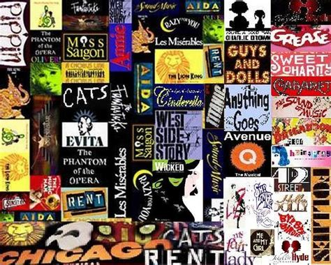 broadway musical wallpaper gallery