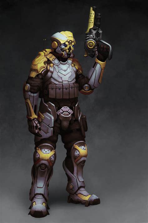 ArtStation - Suit, Ujin Shamoney