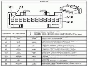 2014 Silverado Radio Wiring Diagram