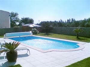 Piscine Enterrée Coque : grande piscine coque polyester ~ Melissatoandfro.com Idées de Décoration