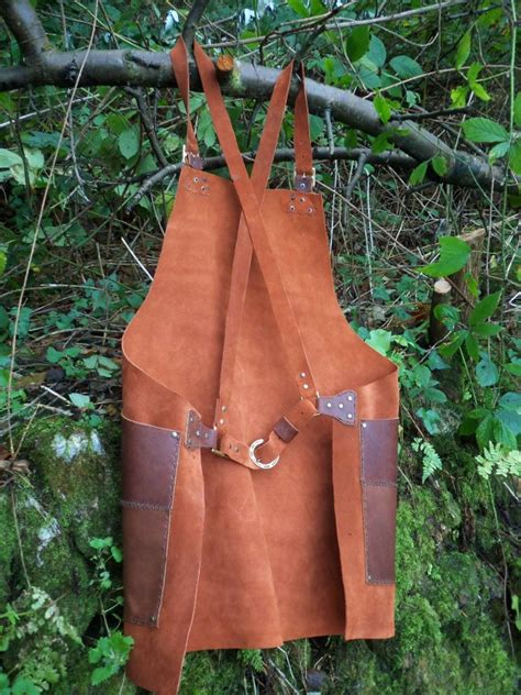 craftmen woodworking aprons leather