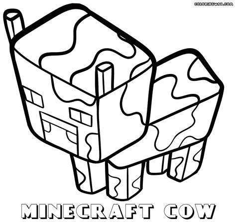 minecraft coloring pages coloring pages    print